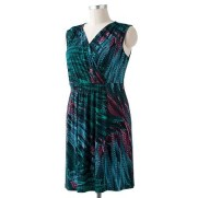 Apt 9 Leaf Dress