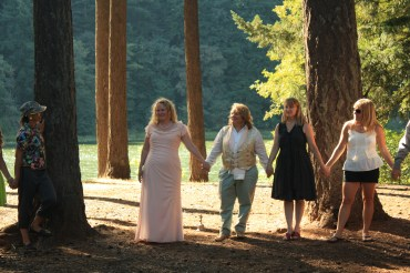 Wendy and D'Ann Wedding Reception 118