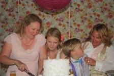 Wendy and D'Ann Wedding Reception 260