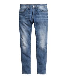 H&;M Slim Fit Jeans Mens
