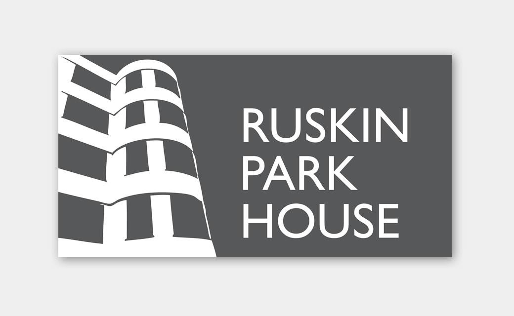Ruskin Park House logo