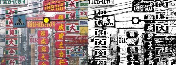 Bangkok maleri inspiration