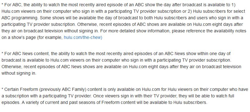 Watch ABC Freeform and ABC News on Hulu