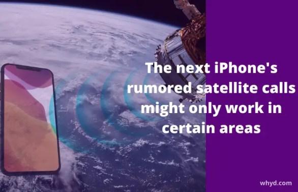 satellite call