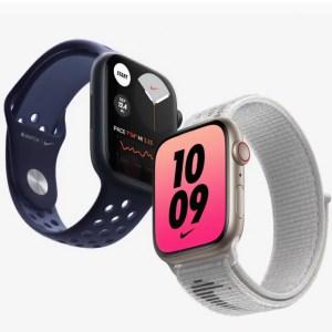 Apple Series 7 watch, Apple event