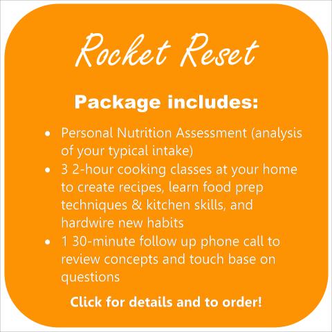 Rocket Reset