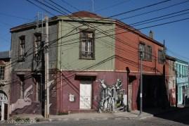La casa de Cerro Concepcion