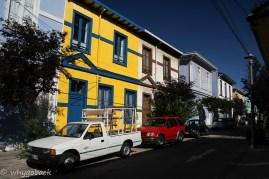 Las casas de Cerro Concepción