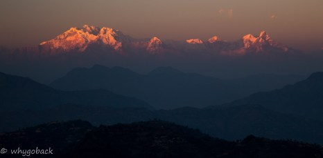 View from Tansen