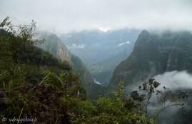 wejście na Macu Picchu