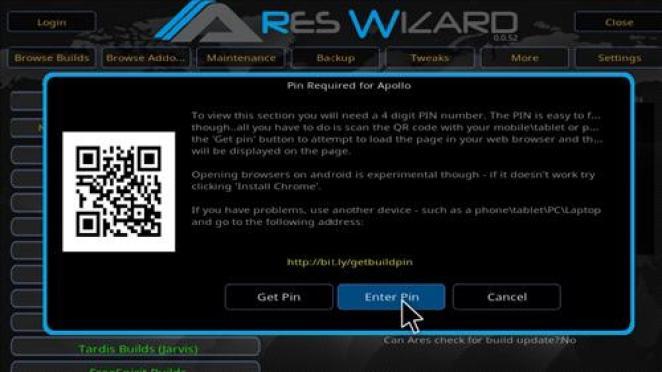 How to Install Apollo Build Kodi 17.1 Krypton step 27