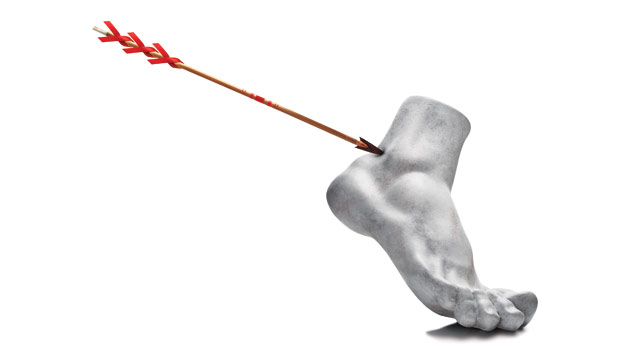 the achilles heel of your youth ministry