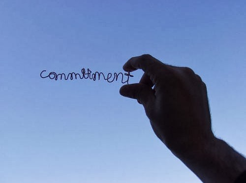 what are your commitments to yourself?