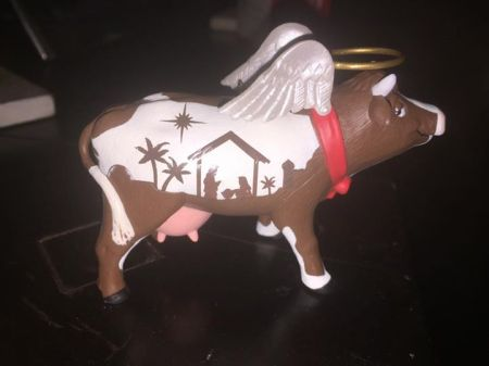 holy cow nativity
