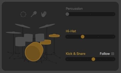 Logic Pro X Drum Editor