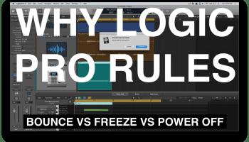 Audio Engine Too Slow? 10 Ways to Fix Logic Pro X System