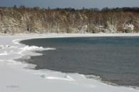 Haserot Beach, Winter