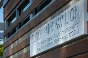 Clinch Park Dedication