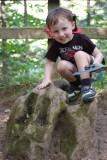 Jackson at Miners Falls
