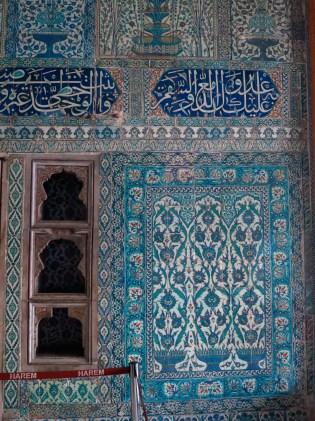 Topkapi Palace, Istanbul Copyright Mandy Sinclair