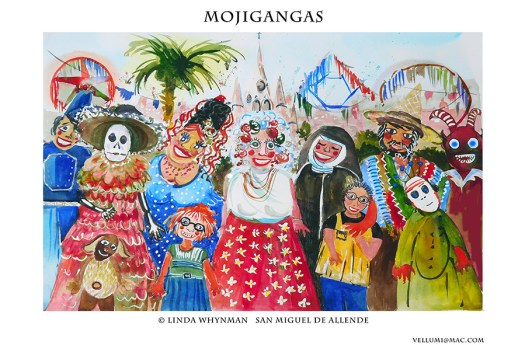 smaller mojiganga 3 18 x 12