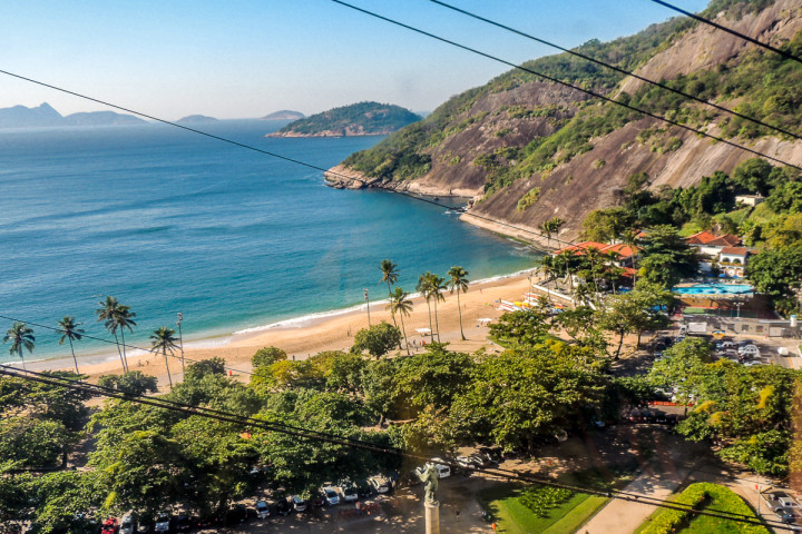 Praia Vermelha - Bondinho Sugar Loaf