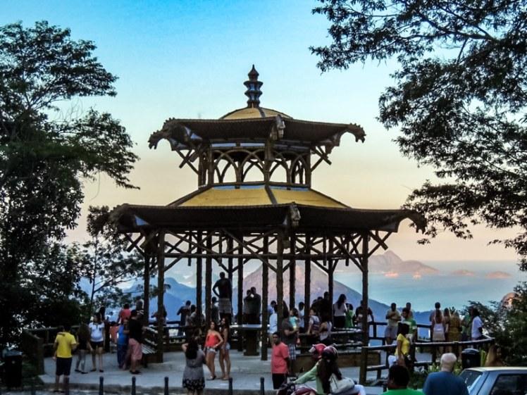 Chinese View - Rio de Janeiro