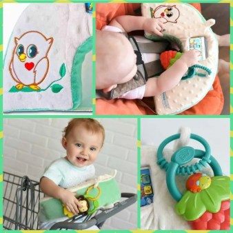 Snugwugg Interactive baby and toddler pillow can be purchased here ==> http://amzn.to/2psE3fn #babyshower #gifts #mothersday