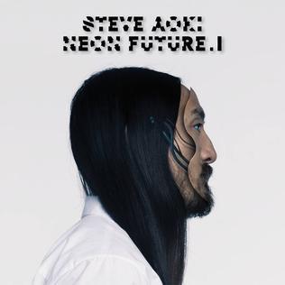 steve aoki neon future logo