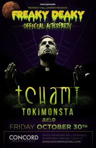 tchami freaky deaky after party