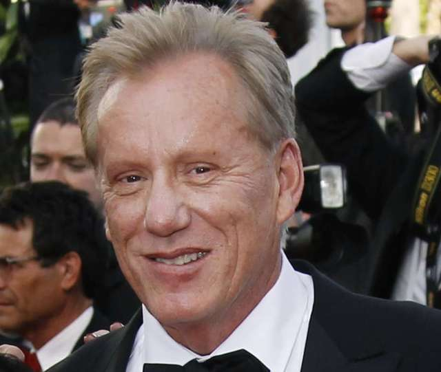 James Woods' real estate agent says the actor is retiring in a press release for the selling of his Rhode Island lake house (Associated Press)