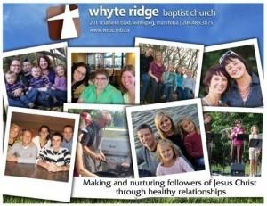 Whyte Ridge Baptist