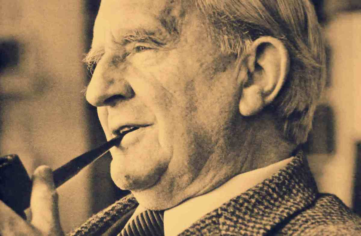 Jrr Tolkien Biography Documentary - A Study Of The Maker -2756