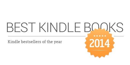 Kindle Books: 10 Best Selling Kindle eBooks of 2014