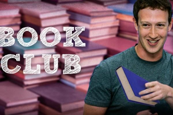 mark zuckerberg book club