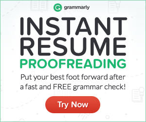 Get Grammarly - #1 Rated Proofreading tool