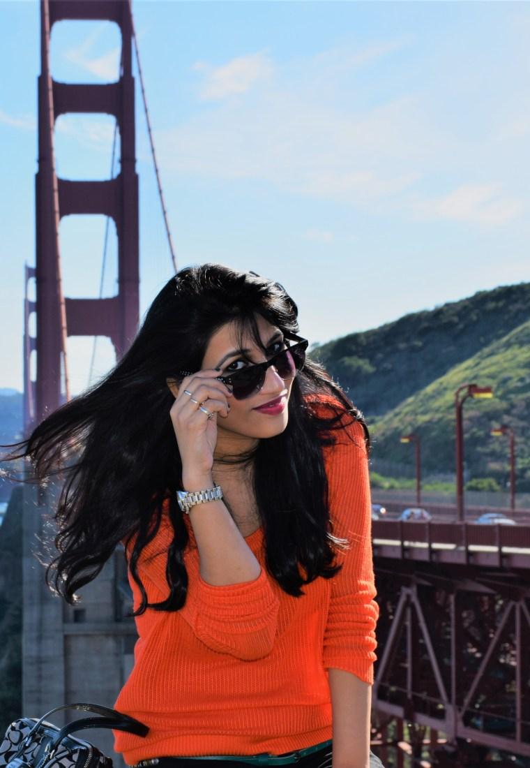 My favorite destinations in California .