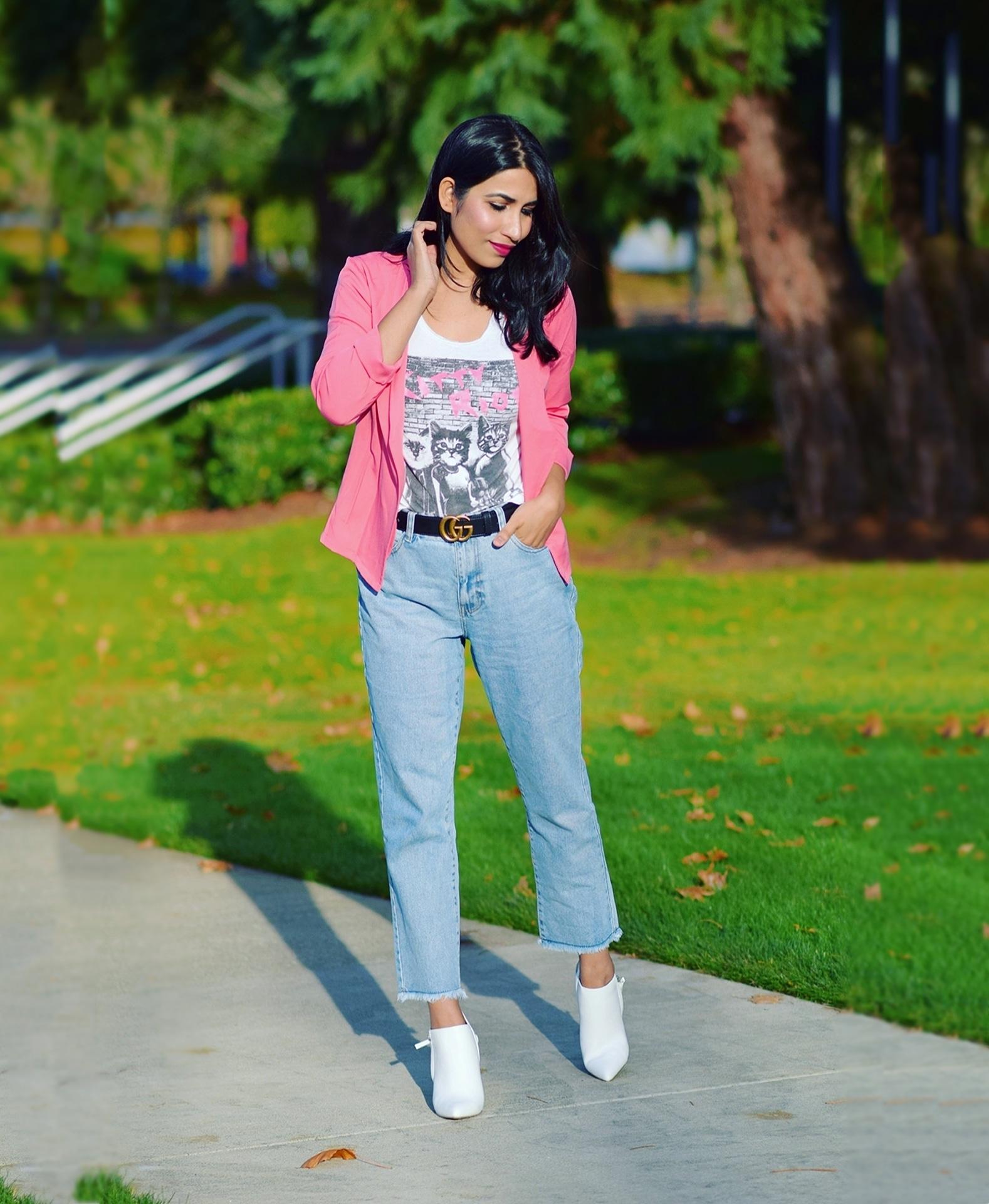 Ways To Style A Blazer – WhyToStop!