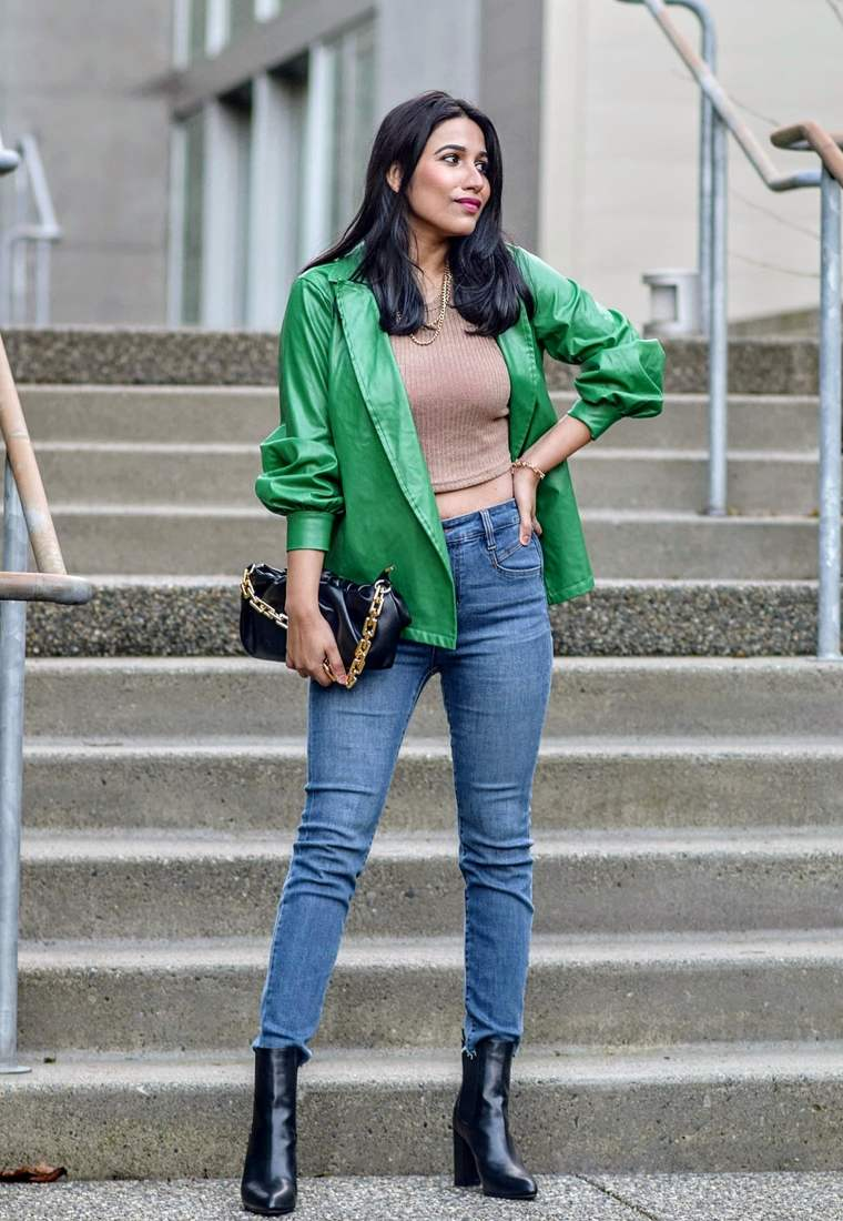Spring Transitional Outfits   SHEIN