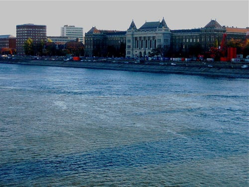 The Danube and Parliament in Budapest - Things to do in Budapest