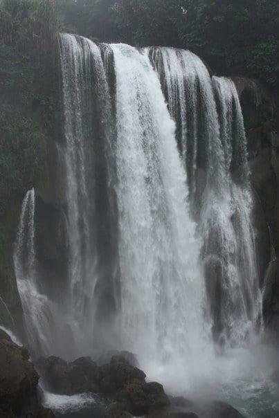 pulhanpazak waterfall