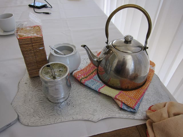 Drink Mate like a Buenos Aires Local