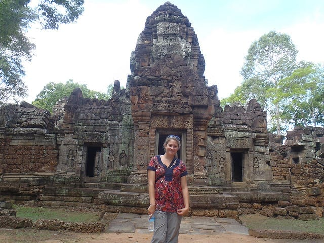 All Alone in Cambodia - Why Female Solo Travel is NOT the Problem