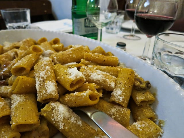 Want to Eat Well in Rome? Eat Where the Locals Eat