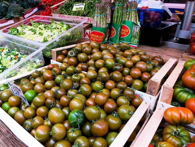 Fresh Food is Always the Best Food in Rome - How to Eat Well in Rome