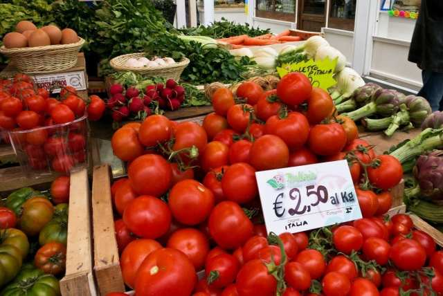 Tomatoes Are Not Native to Italy - Italian Food Facts