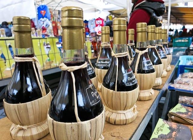Italian Food Facts - Balsamic Vinegar is a True Art in Italy