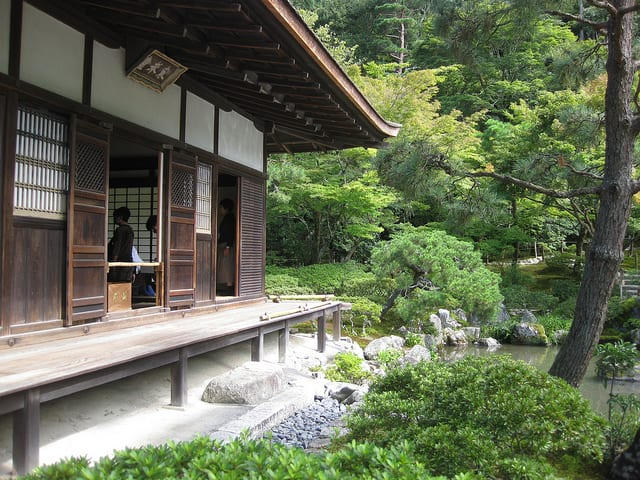 A Serene Temple in Kyoto - A Two Week Japan Itinerary