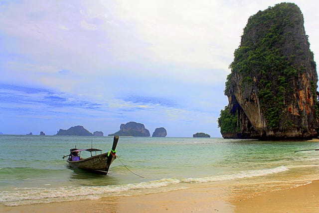 Iconic Railay should definitely be on your Thailand itinerary