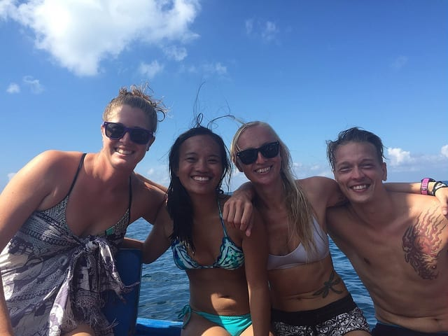 Continuing my Scuba Diving in Koh Tao